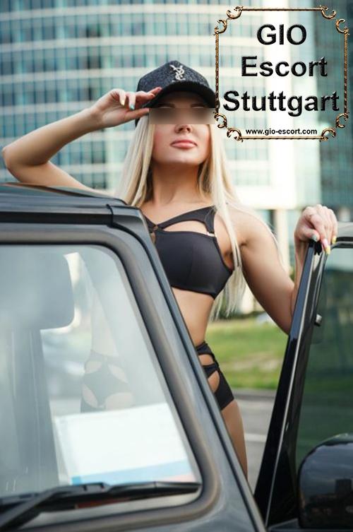 Blonde Escort Stuttgart